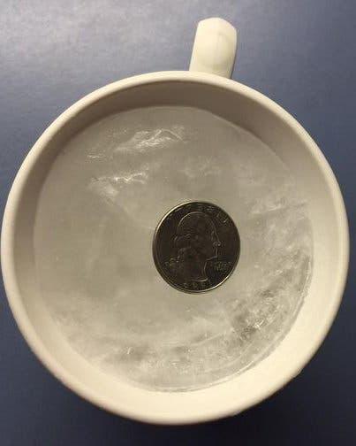astuce congelateur