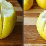 Die Vorteile einer halbierten Zitrone in Ihrem Schlafzimmer