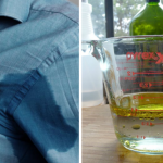 Wie entfernst du Schweißflecken und Gerüche aus deiner Kleidung?