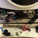 Ein Tipp, damit die Waschmaschine Ihre Socken nicht verschwinden lässt