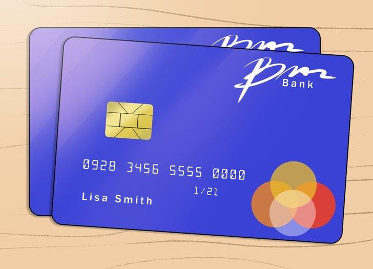 Mesurer avec une carte de crédit