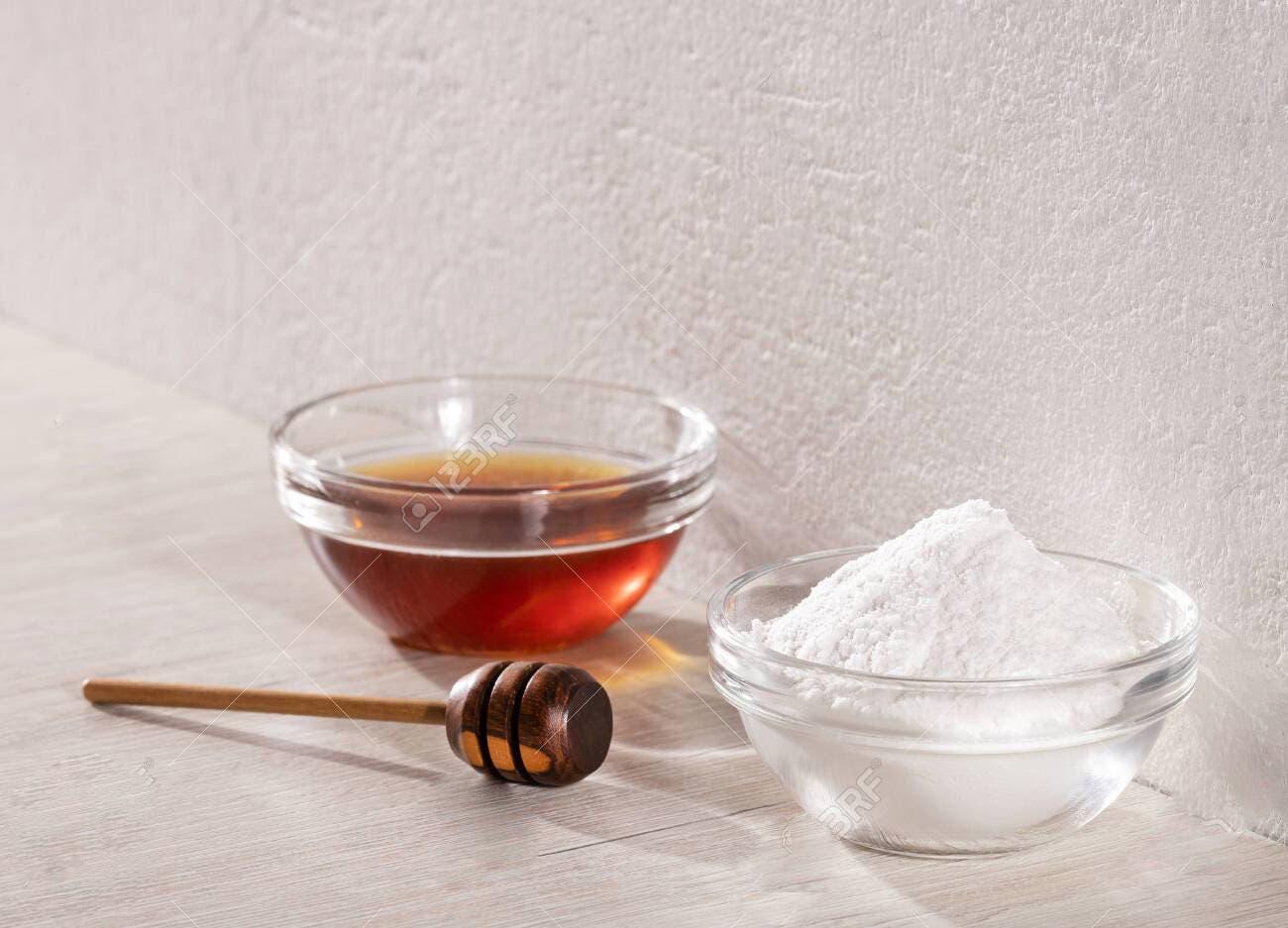 miel bicarbonate