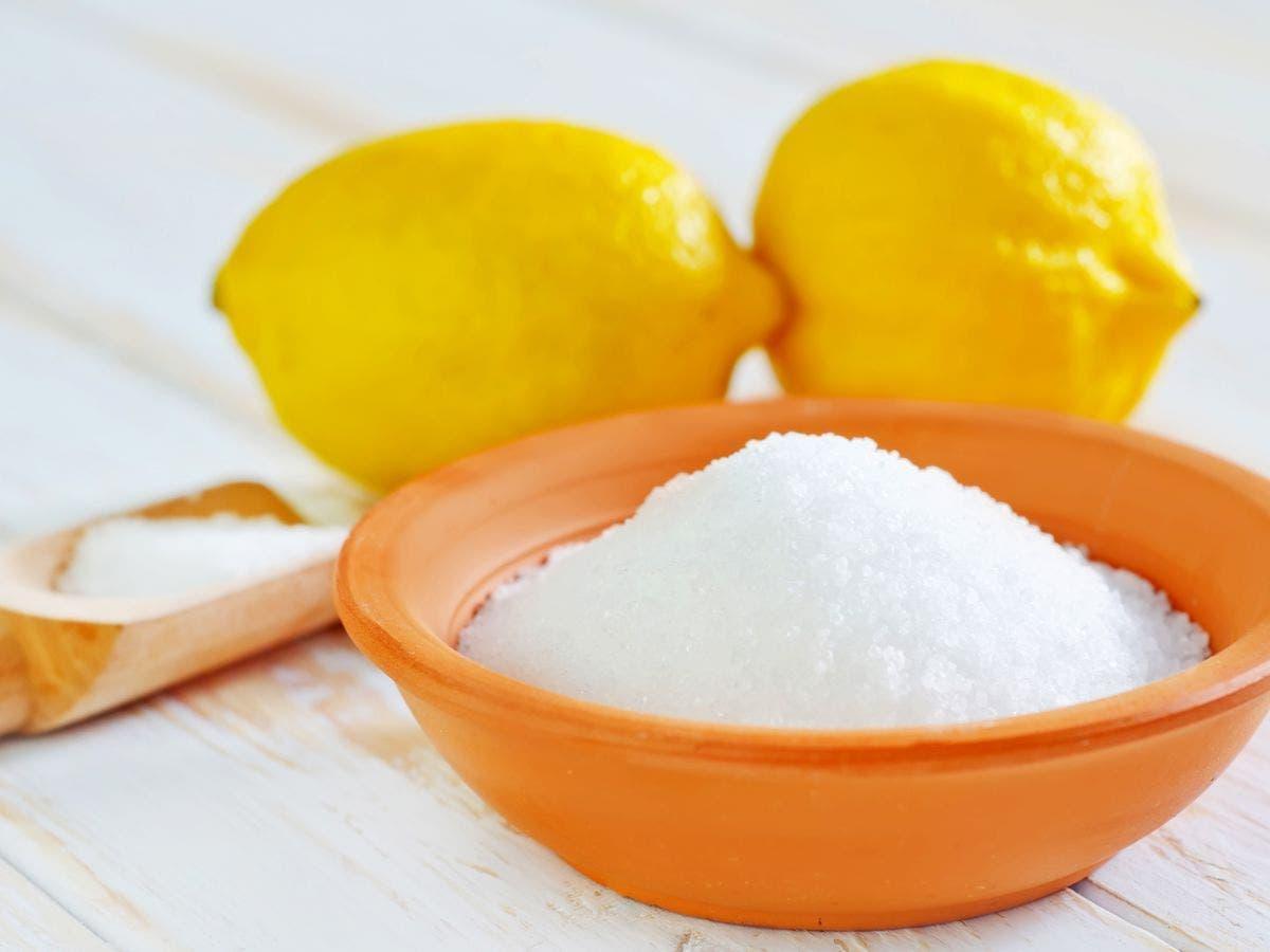 sel et citron